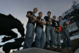 at Invesco Field at Mile High, Monday December 11, 2006.  The Rocky Mountain News All Colorado...