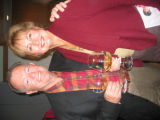 Bob and Judi Newman (DAHLIA JEAN WEINSTEIN/ROCKY MOUNTAIN NEWS) Girls. Inc. Girls & Guys Night...