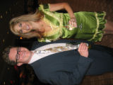 Pink Tie patrons Kevin and Shannon Byerly. (DAHLIA JEAN WEINSTEIN/ROCKY MOUNTAIN NEWS) Pink Tie...