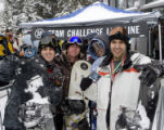 Julius Callegos, Nick Richards, Kali Cooper and Matt Montoya all from Denver formed a team by the...
