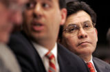 Embattled U.S. Attorney Alberto Gonzales was in Denver today, March 26, 2007 hosting a roundtable...