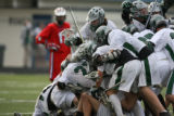 Ft. Collins celebrate their 9-8 semifinal victory in overtime, against Cherry Creek in the 2007...