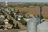 MJM1685 Yuma, Colo. is seenTuesday May, 1, 2007 from the op of a corn elevator owned by M&M...