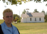 (BEATRICE, Nebraska, September 8, 2004) Monica Feldhausen,19, was a classmate and fellow graduate...