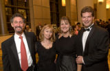 (Denver, Colo., Oct. 6, 2007) Event chairs Martin and Marie Herzog with Barbara and Neil...