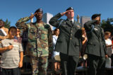 (9/9/04, Denver, CO)   A group of nearly 630 Denver-area residents from 99 countries took the Oath...
