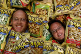Oogie's Gourmet Popcorn Darrin Foster, CEO and Eric Thier, president , sold $6,500 worth of...