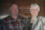***PHOTO TAKEN FEB. 03*** Copy photo of Monty and Sandra Davenport of Galeton, Colo. They were...