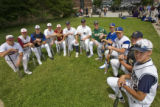 DLM0302  The 2007 Rocky Mountain News All-Colorado baseball team at Coors Field Sunday, June 3,...