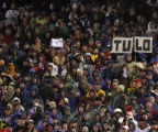 "Colorado Rockies fans cheer on rookie Troy Tulowitzki with their chant of ""TULO! TULO!""..."