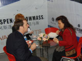 Paul Taylor, Representative, Vail Resorts Shanghai Office discusses bringing Chinese skiers to...
