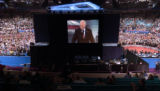NEW YORK CITY, NY - SEPT. 1, 2004 -- Vice President Dick Cheney addresses the 2004 Republican...