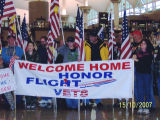 To: Bill Scanlon a large group of well wishers welcoming our WWII vets home! Jay RMHF Last...