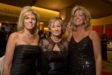 (Denver, Colo., Oct. 20, 2007) Joan Mazak (center, CEO and President of Make-A-Wish Foundation of...