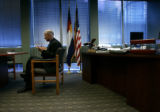 Secretary of State Mike Coffman discusses the Joint Budget Committee meeting that County Clerks...