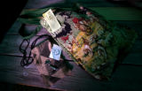 Bags made by the Ladies Sewing Circle of Arvada, photographed on Tuesday, August, 21, 2007. ...