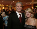 (Denver, Colo., Aug. 30, 2007) Scott and Virginia Reiman (Honorary Dinner Co-Chairs).  The...
