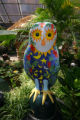 "Lafayette Florist and Gift Shop has garden items like this owl sculpture ""Heavenly Hoot""..."