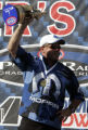 Pro Stock Champion Allen Johnson on Sunday July 15, 2007 during the final day of the Mopar...