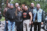 *(This copy of a group photo was offered to us by Mr. Leo thru his son. He is right back and tall...