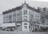 DLM3309  An historic photo of the building at 15th Street and Market. The Rocky Mountain Seed...