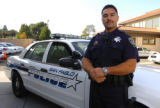 SH07K118INFANTCASES Nov. 9, 2007 -- San Pablo police officer Jose L. Barajas, age 37, is...