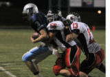 Ralston Valley's  Loveland's at North Area Athletic Complex in Arvada, Colo. on Friday, November...