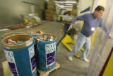 Last year, Food Bank distributed 16,000,000 pounds of food to 600 hunger relief programs in metro...