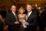 (Denver, Colo., Nov. 10, 2007) Jefferson Foundation Trustees Rich Billings, Judy Carstens-Wonning...