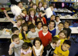(Denver, Colo.)  May 21, 2004.  Mary Lombardi is a Centennial Elementary School teacher and a...