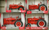 Eat!Drink!Shop! in Estes Park on November 29, 2007.  Diecast metal replicas of Farmall farm...