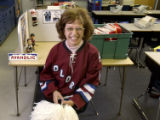 Denver, Colo.,   May 21, 2004.   Mary Lombardi is a Centennial Elementary School teacher and a...