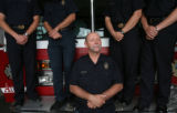 Kenneth R. Rester, Jr. (cq) at Station #5 in Aurora, Colo. at 1339 Airport Blvd. on Monday June...