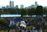 MJM781  Over six thousand people crowded City Park for the weekly jazz concert Sunday June 17,...