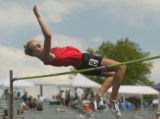 Colorado State Track and Field Championships at Jeffco Stadium in Lakewood, Colo., on Friday, May...