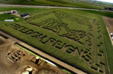 LaSalle, Colo.-September 15,2004-  5th Annual Maize Maze opens this Friday in La Salle. The 15...