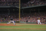 [ROX2871] Colorado Rockies Boston Red Sox inning of Game 1 of the World Series at Fenway Park in...