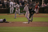 [194} Colorado Rockies  Boston Red Sox inning of Game 4 of the World Series at Coors Field in...