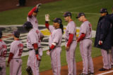 [470]  Colorado Rockies Boston Red Sox  inning of Game 3 of the World Series on Saturday evening,...