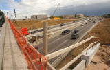 [(Englewood, CO,Shot on: 9/30/04)] Commercial space continues to grow on the east side of I-25,...