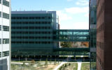 University Hospital North research tower, on left. A look at the burgeoning architecture at the...