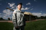 Fort Carson soldier Army SPC Chau Nguyen, cq, of Vietnam is one of many in the armed forces who...