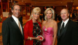 Gala 2004, a benefit for The Children's Hospital Foundation, in Denver, Colo., on Saturday,...
