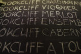 The Front Range sustains a growing wine industry. On Monday August 6, 2007 the BookCliff Vineyards...