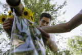 in Arvada, Colorado on Wednesday, Aug. 8, 2007. Coastal Fields, their home delivery company of ten...