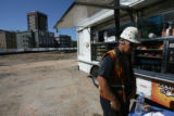 The Denver Housing Authority tore down the public housing on this site and partnered with a...