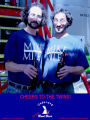 Alan and Jon Polonsky,  identical twins from Denver, are supporters of Mike Miles' Democratic...