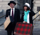 Sen. Dan Gibbs (cq) D-Summit County and Rep. Christine Scanlan (cq) D- Summit County  on the west...