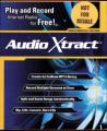 The box for software program called Audio Xtract