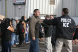 Federal agents raided the Swift & Company meat processing  facility in Greeley, Colorado,...